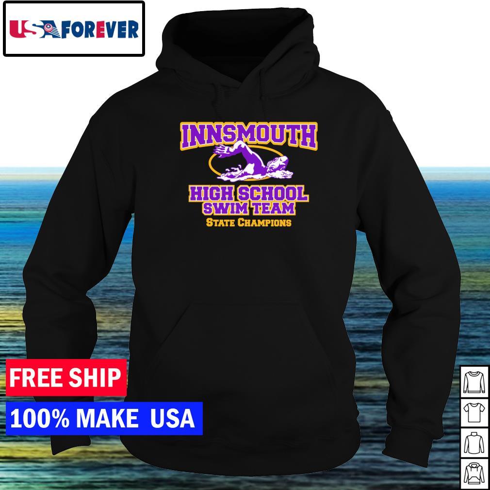 Innsmouth high school swim team State Champion s hoodie