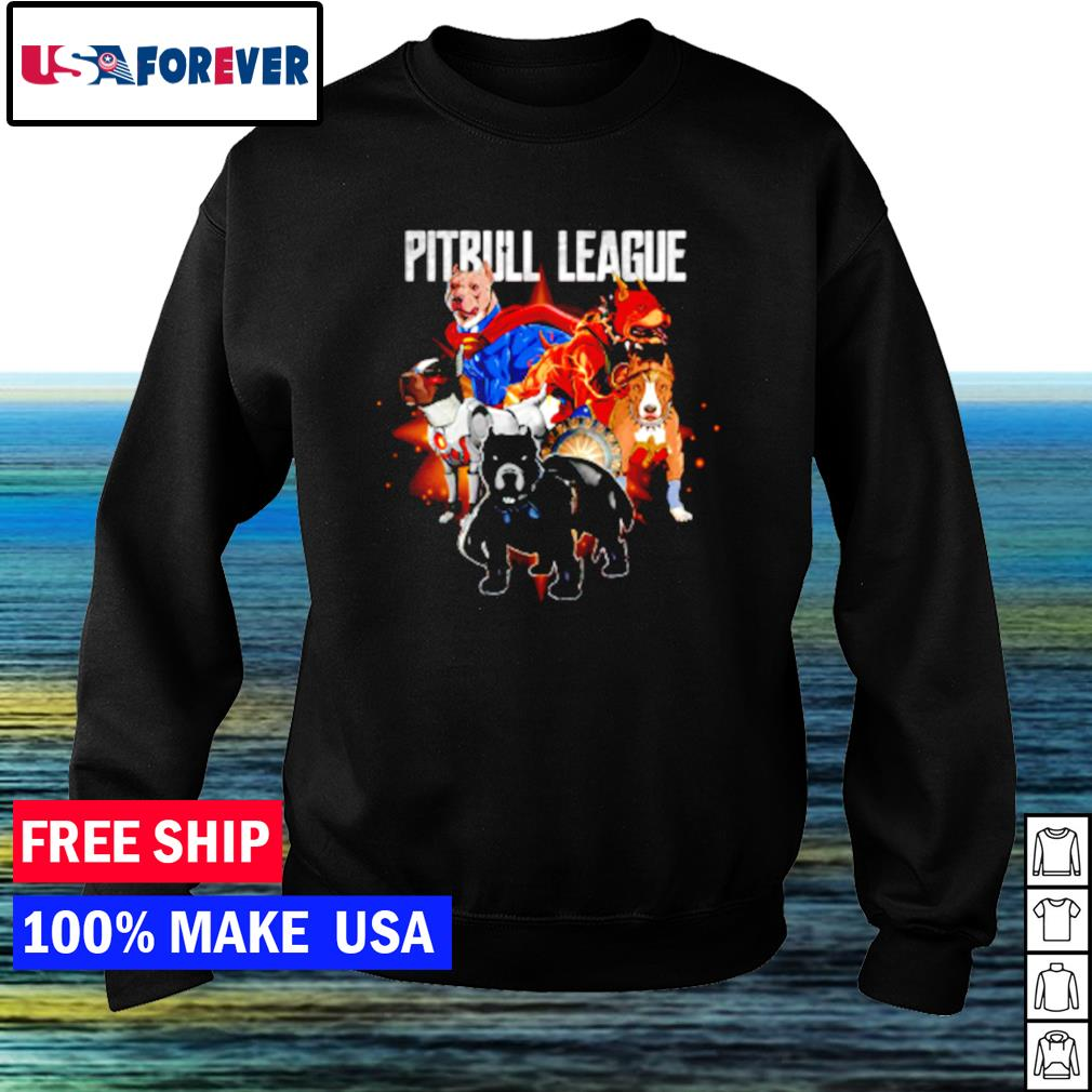 Pitbull League DC s sweater