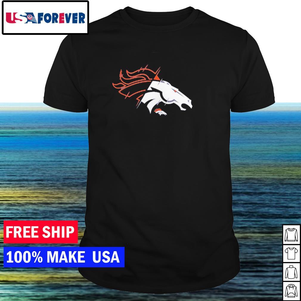 Denver Broncos logo team NFL shirt