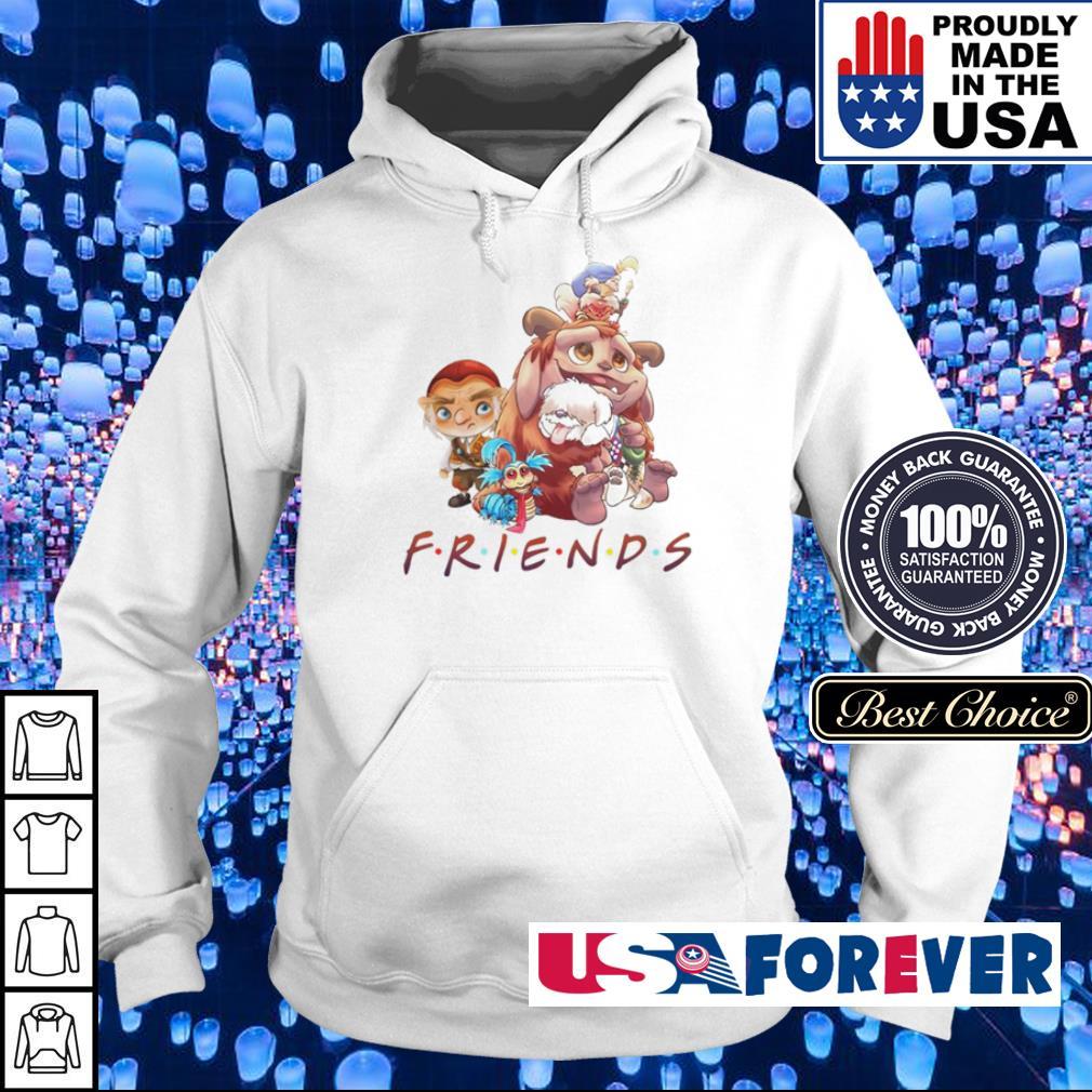 Cartoon Friends TV Show s hoodie