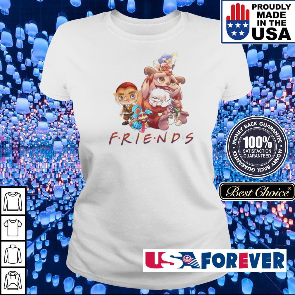Cartoon Friends TV Show s ladies