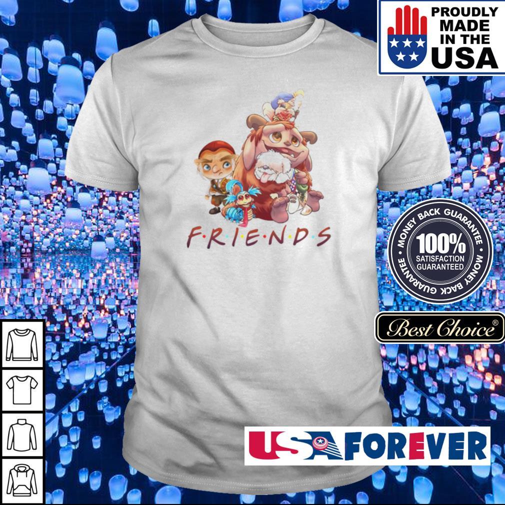 Cartoon Friends TV Show shirt