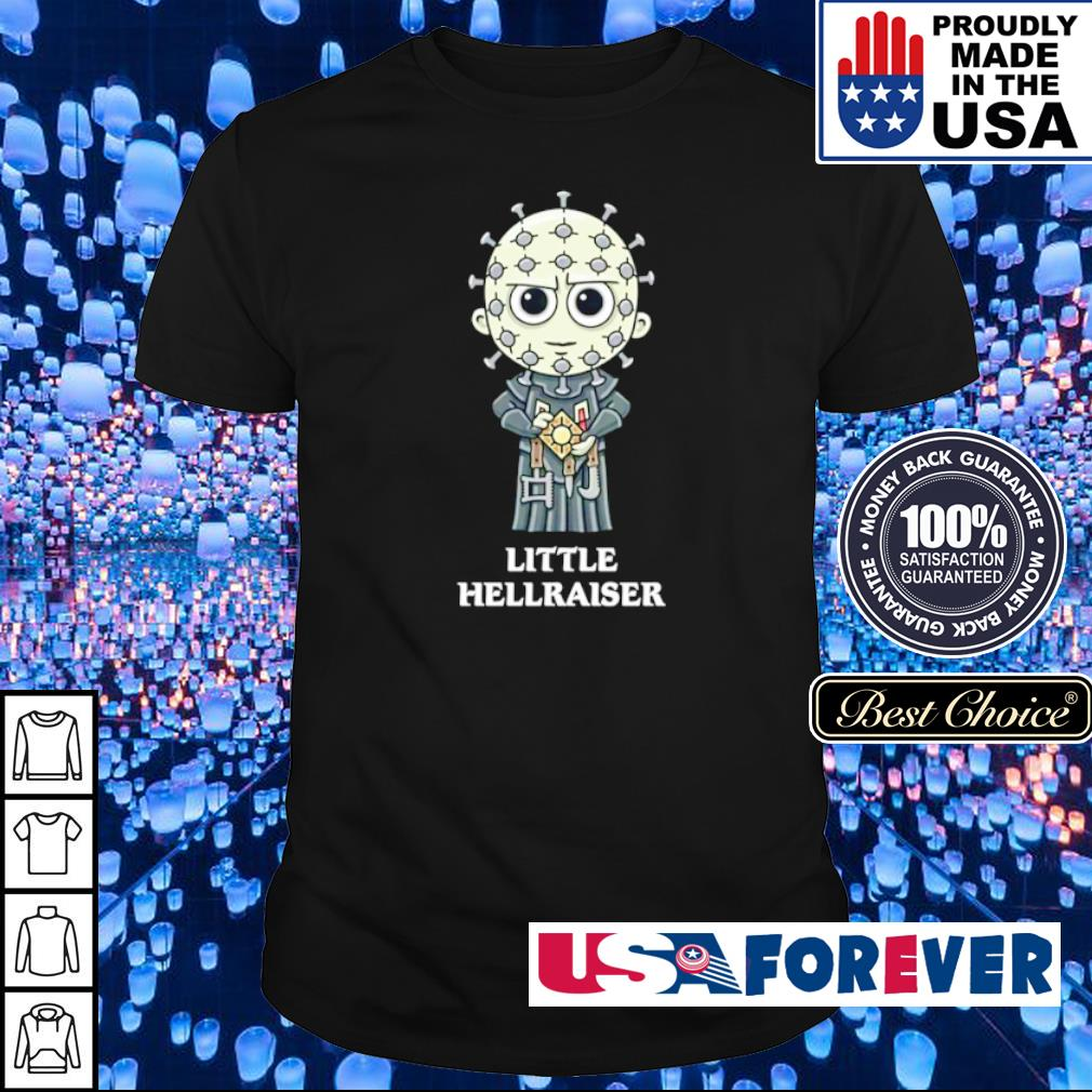 Little Hellraiser chibi shirt