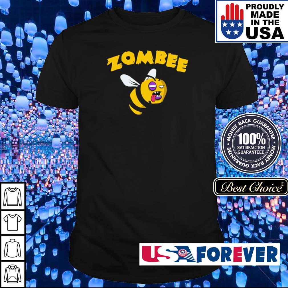 Official Bee Zombee shirt