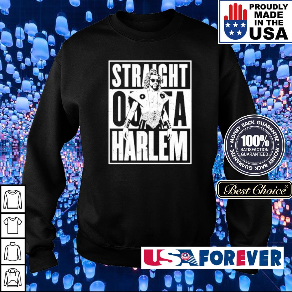 Straight outa Harlem s sweater