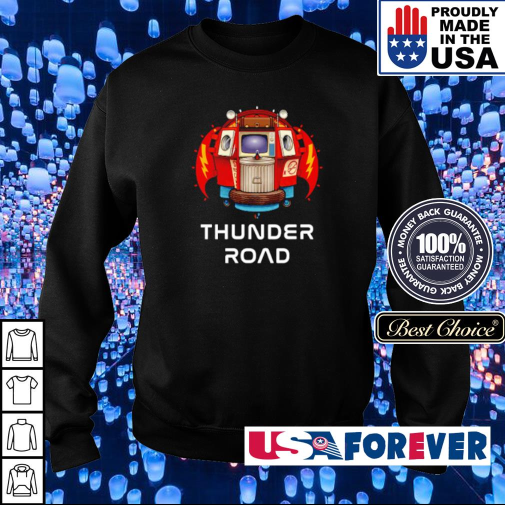 Thunder Road Robert Mitchum s sweater