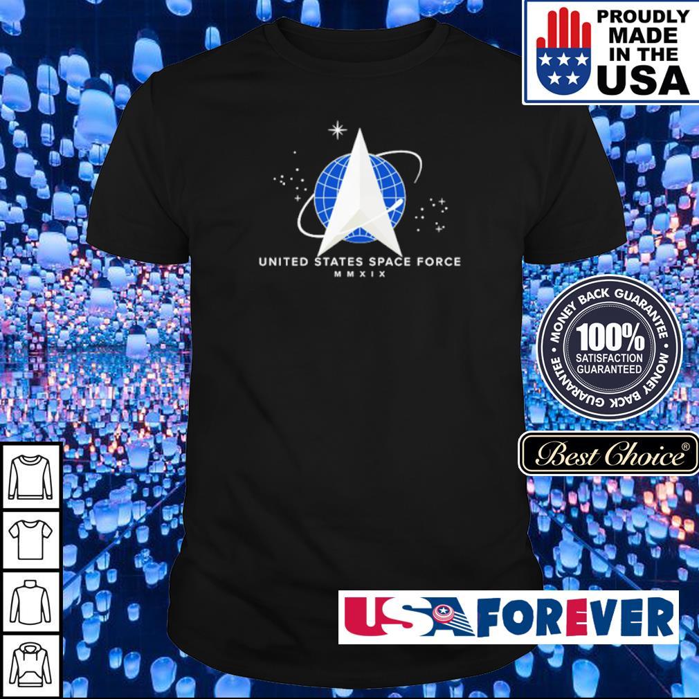 United States Space Force MMXIX shirt