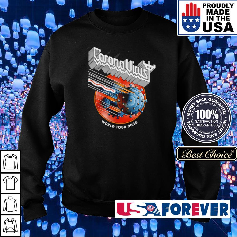 World tour 2020 Corona Virus s sweater