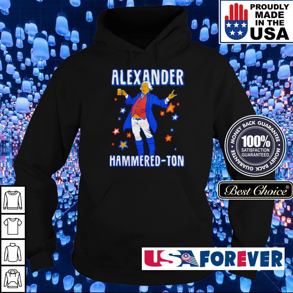 Alexander Hammered-Ton s hoodie