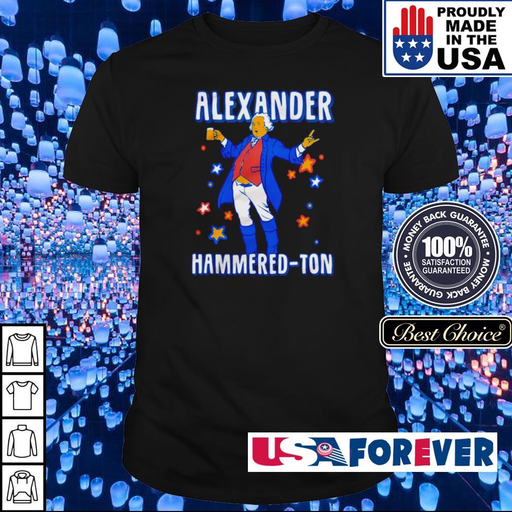 Alexander Hammered-Ton shirt