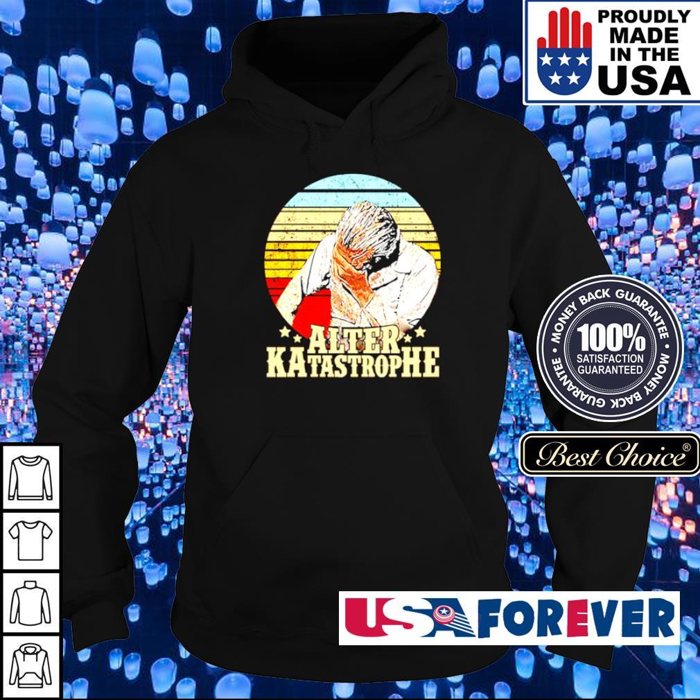 Alter Katastrophe vintage s hoodie