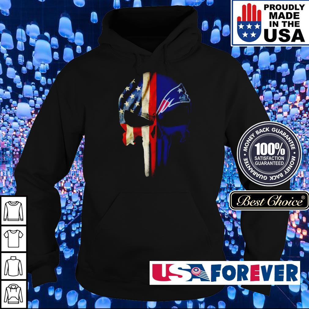 American Flag New England Patriots s hoodie