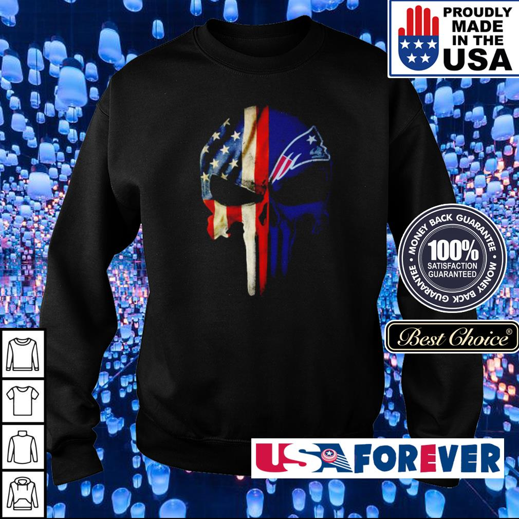 American Flag New England Patriots s sweater