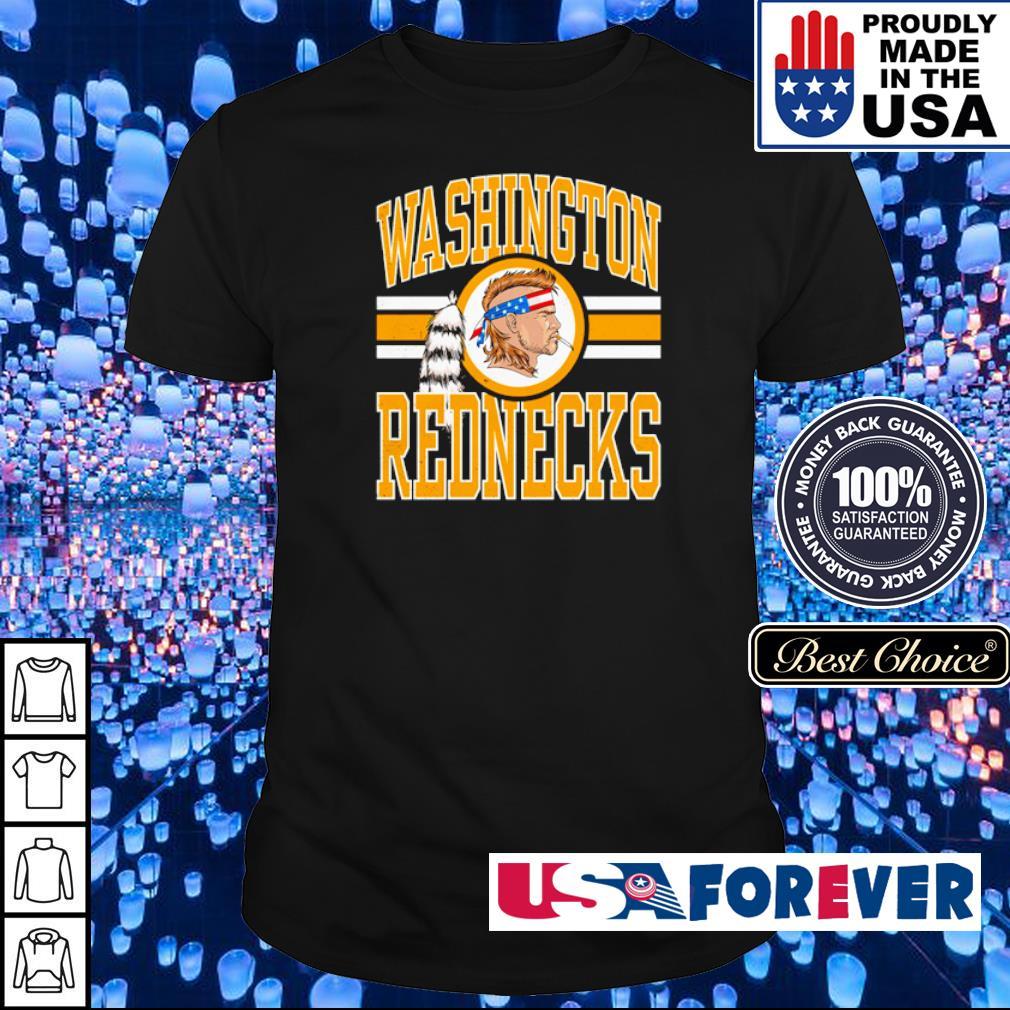 American Flag Washington Rednecks shirt