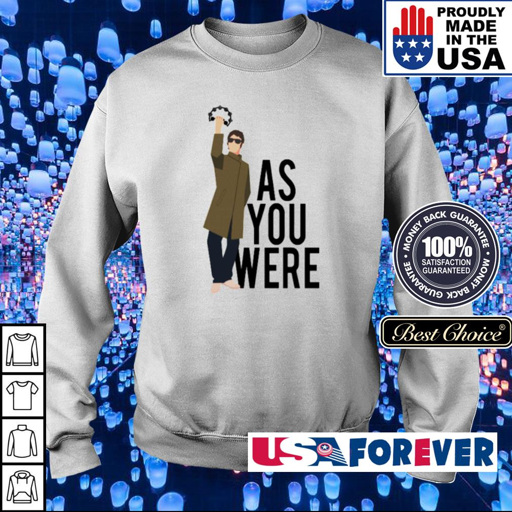 As you were s sweater