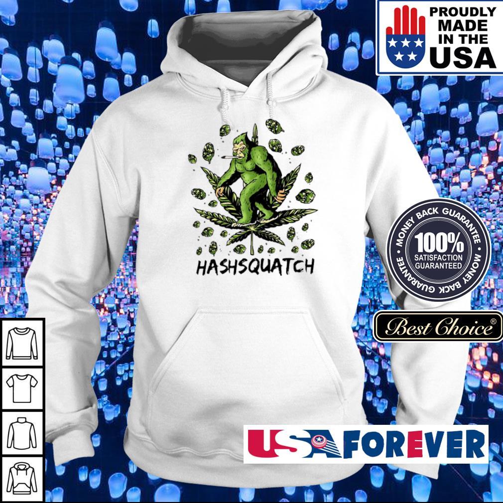 Awesome Bigfoor Hashsquatch s hoodie