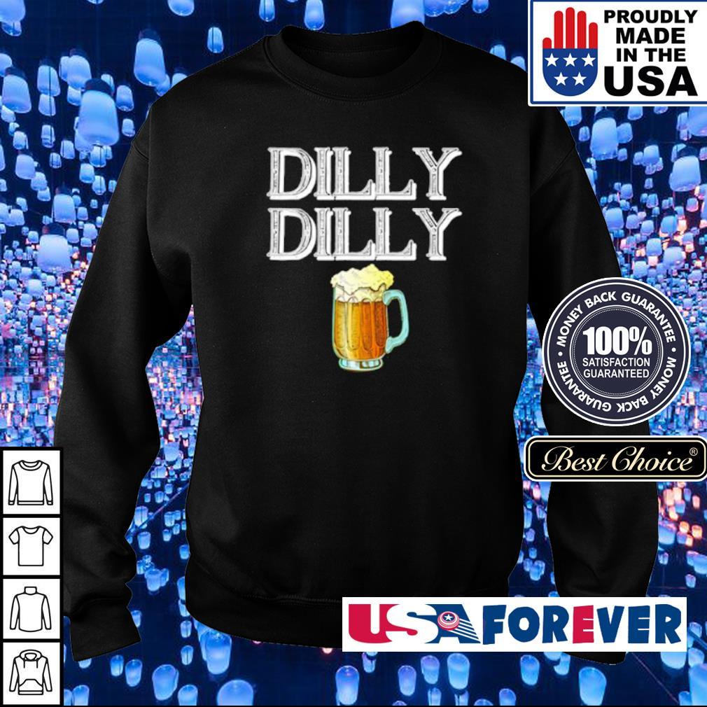 Beer dilly dilly s sweater