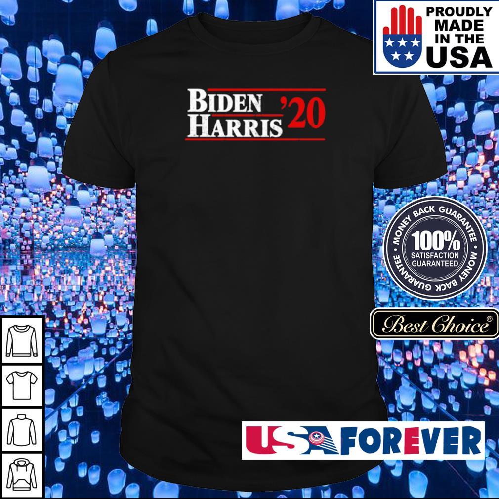 Biden Harris 2020 shirt