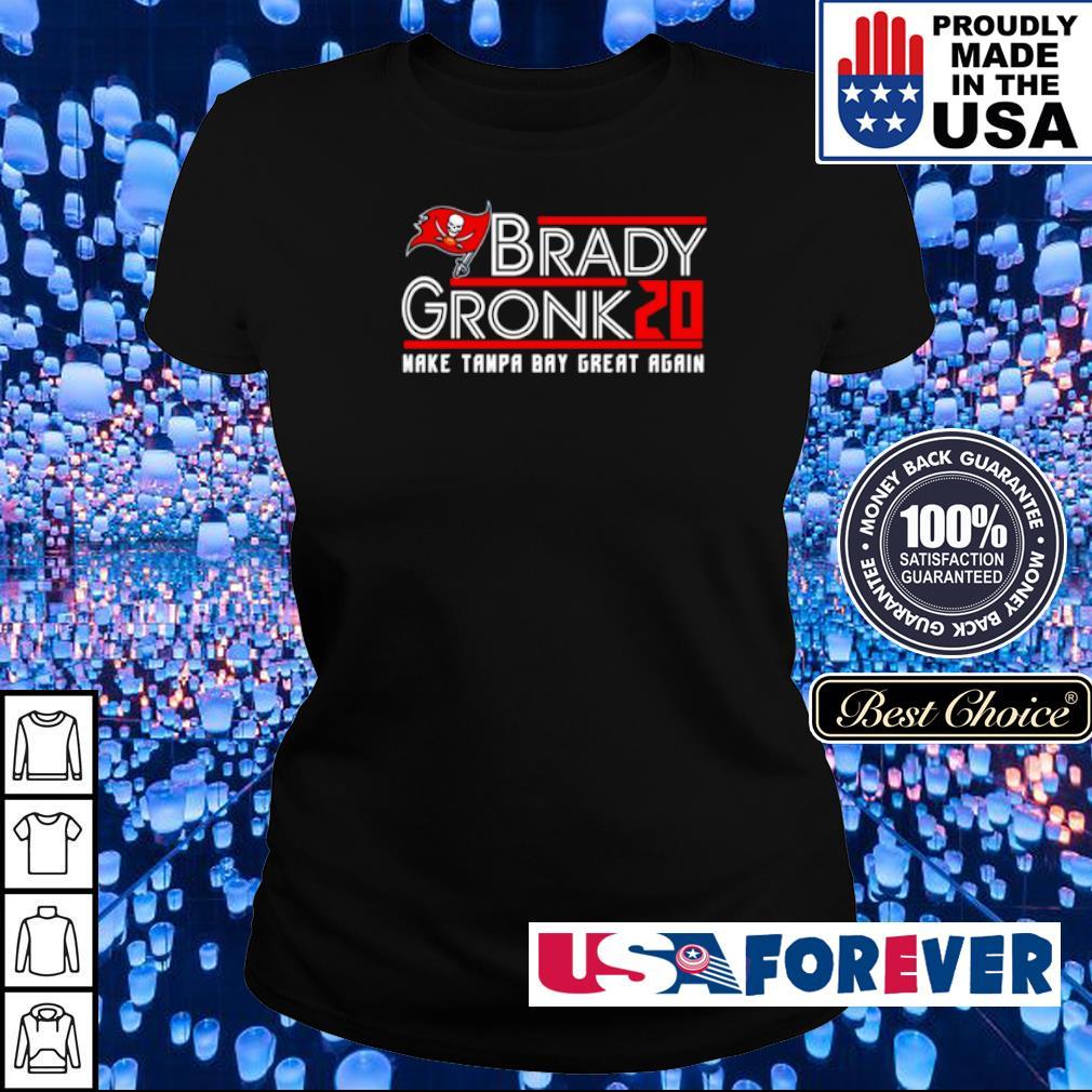 Brady Gronk 2020 make Tampa Bay great again s ladies