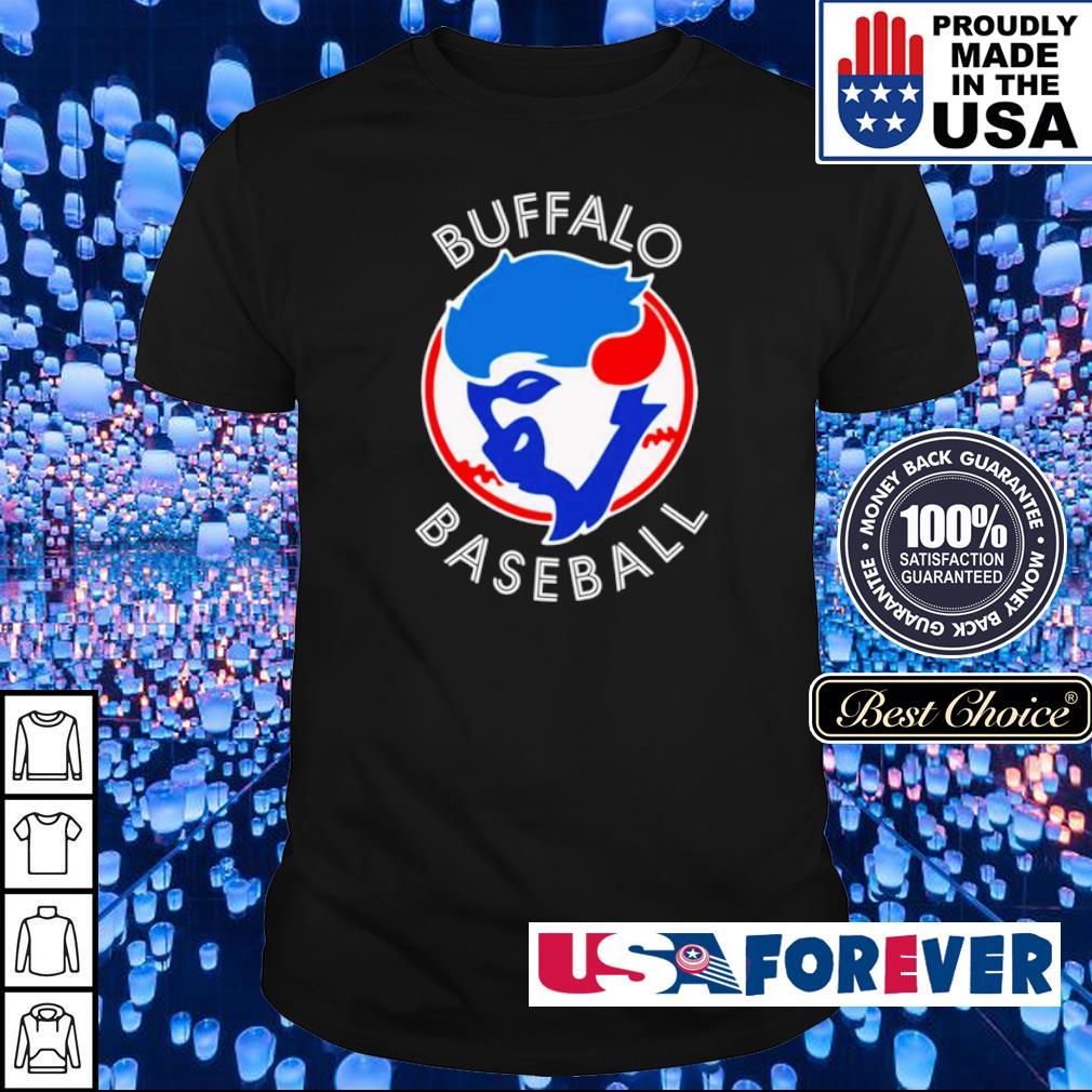 Buffalo Baseball shirt
