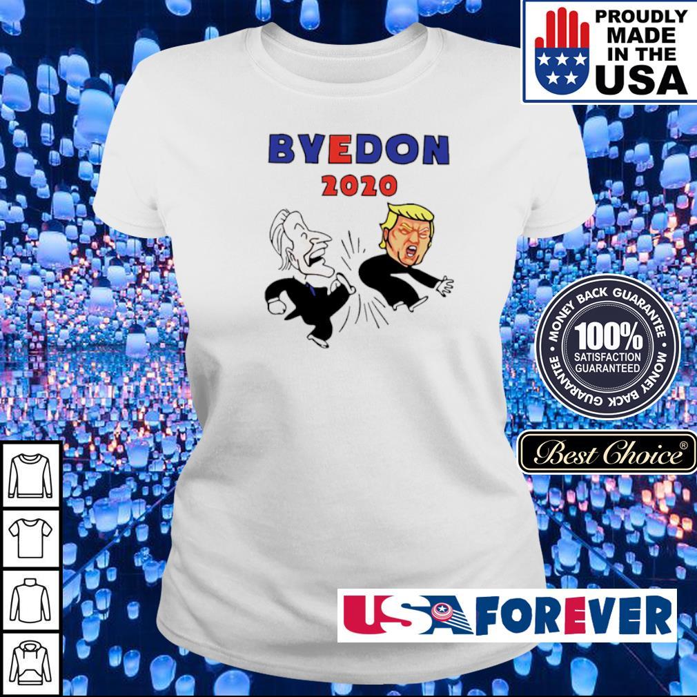 Byedon 2020 kick Donald Trump s ladies