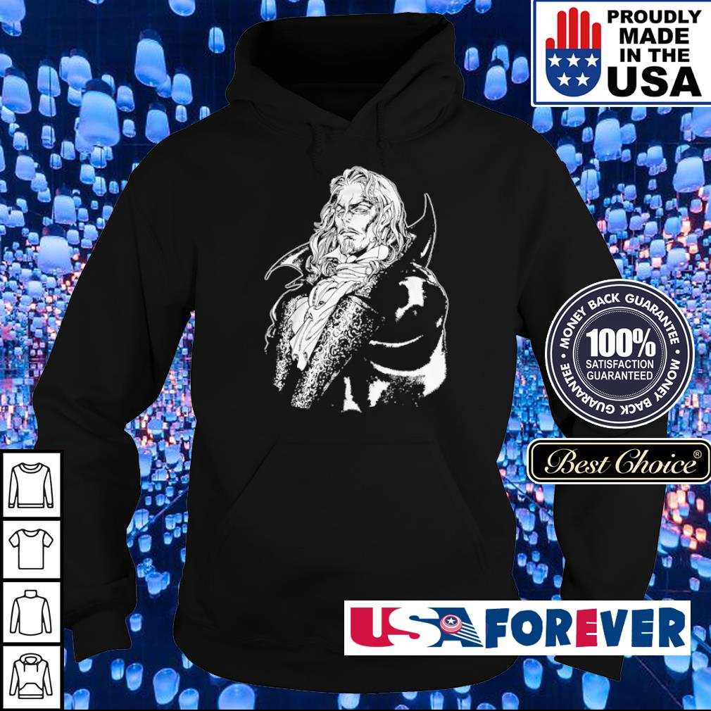 Castlevania Dracula Vlad Tepes s hoodie