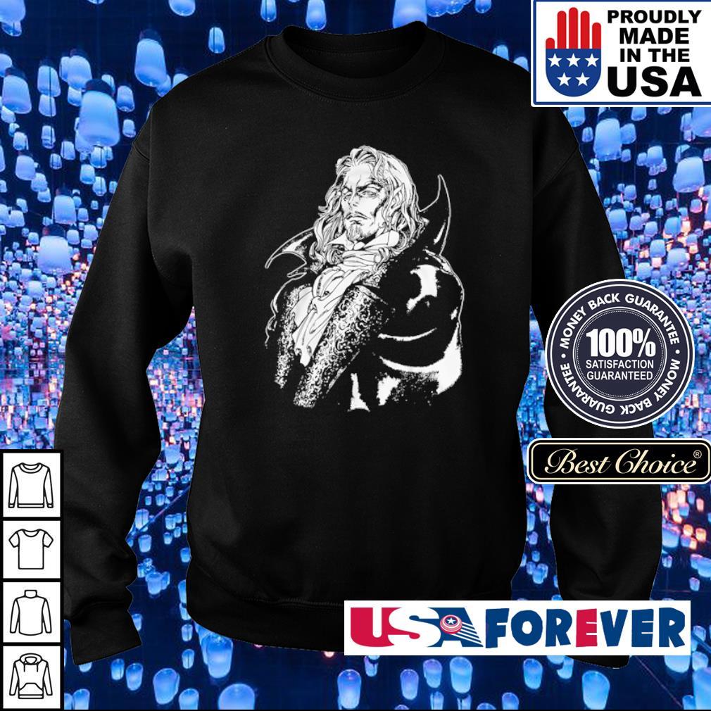 Castlevania Dracula Vlad Tepes s sweater