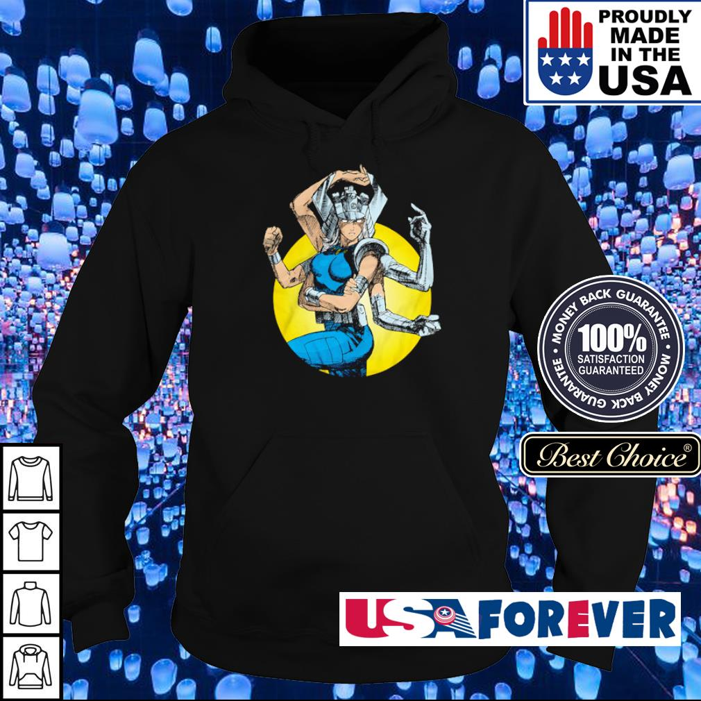 Children of the Atom and Marvel Armed and Ready s hoodie