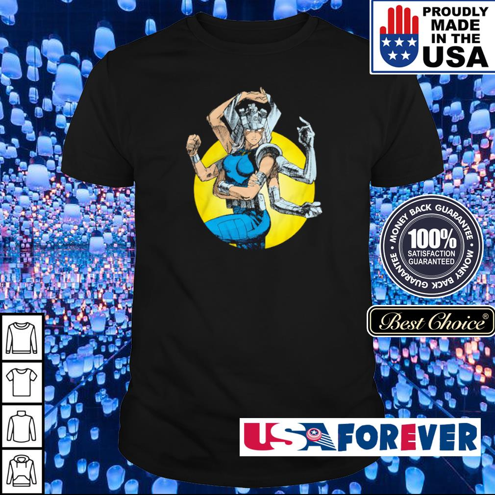 Children of the Atom and Marvel Armed and Ready shirt