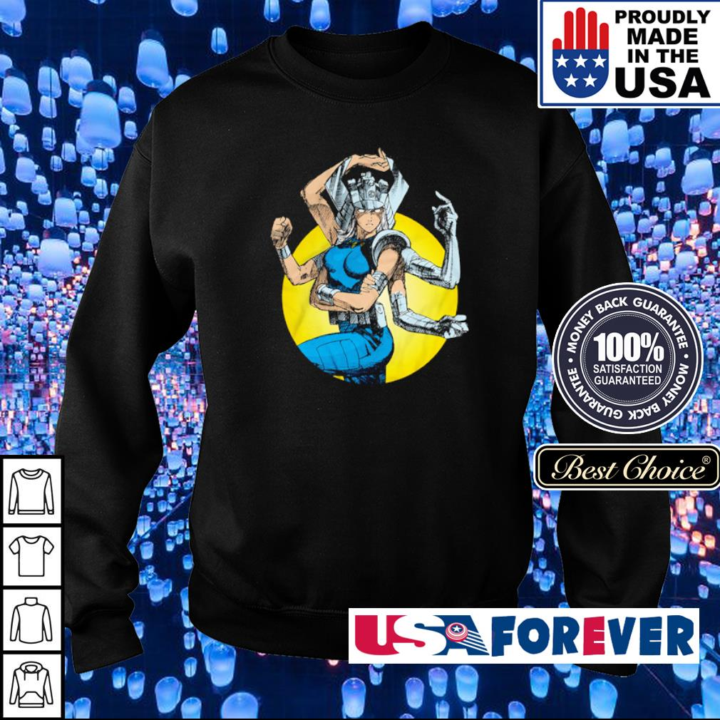 Children of the Atom and Marvel Armed and Ready s sweater