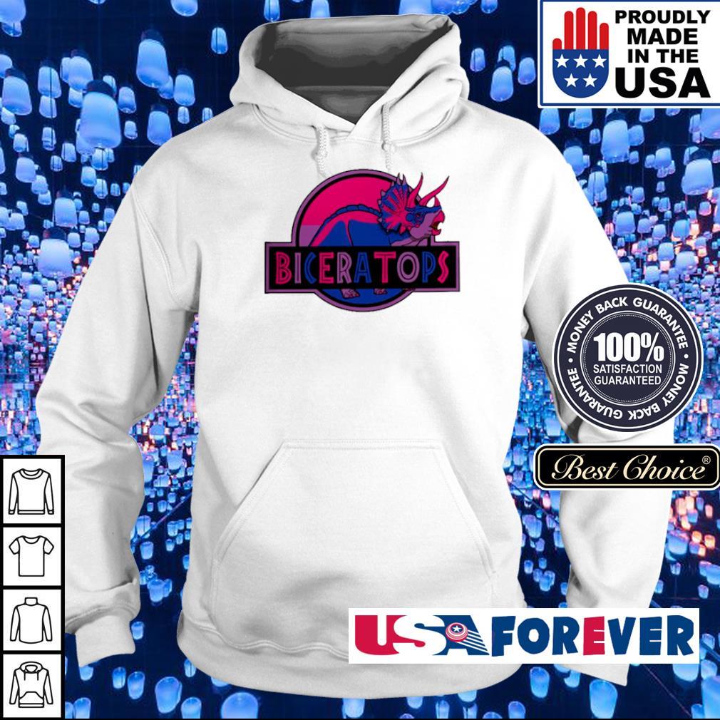 Ciceratops LGBT s hoodie