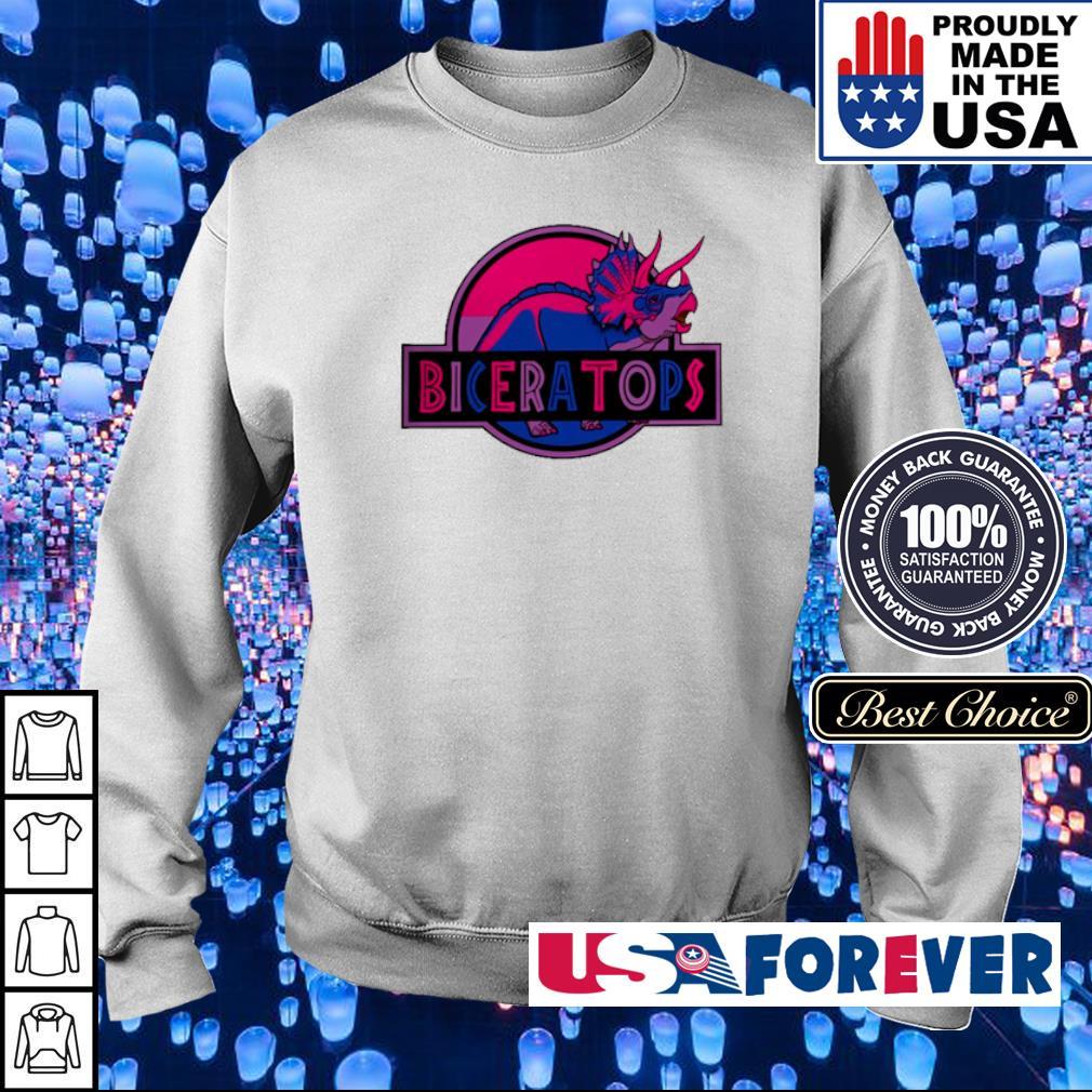 Ciceratops LGBT s sweater