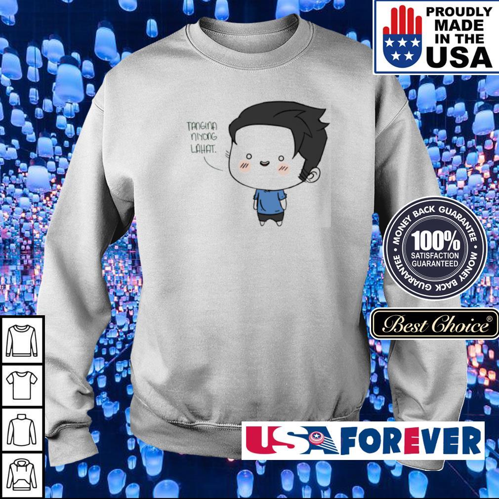 Cute boy Tangina Niyong Lahat s sweater