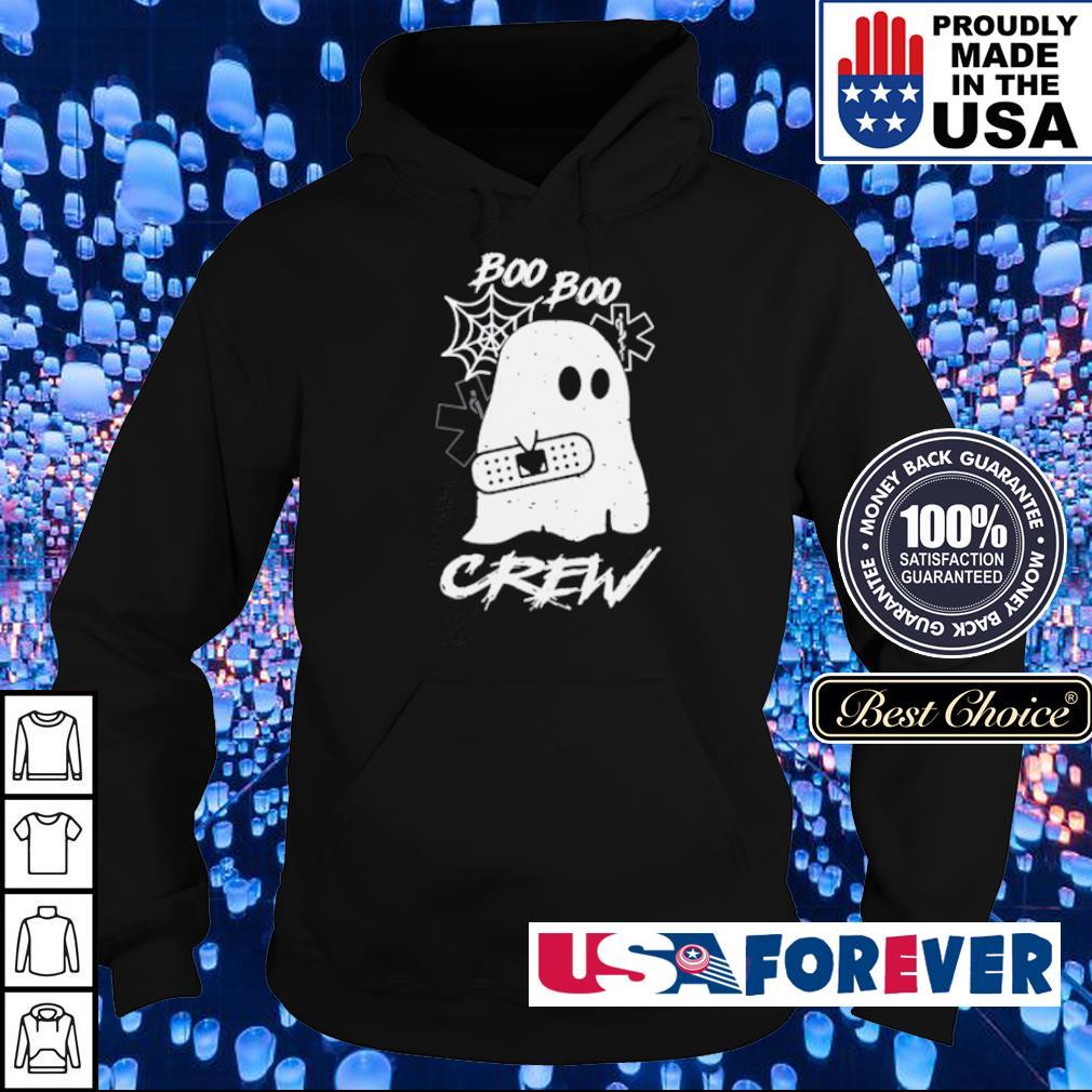 Cute ghost boo boo crew s hoodie