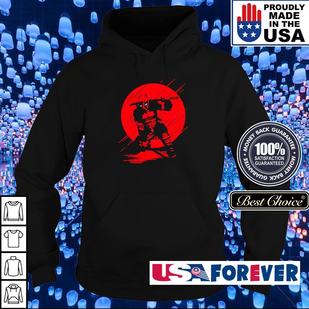Deadpool samurai s hoodie