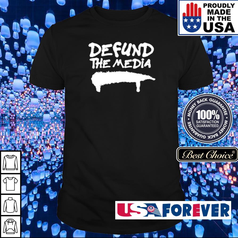 Desund The Media shirt