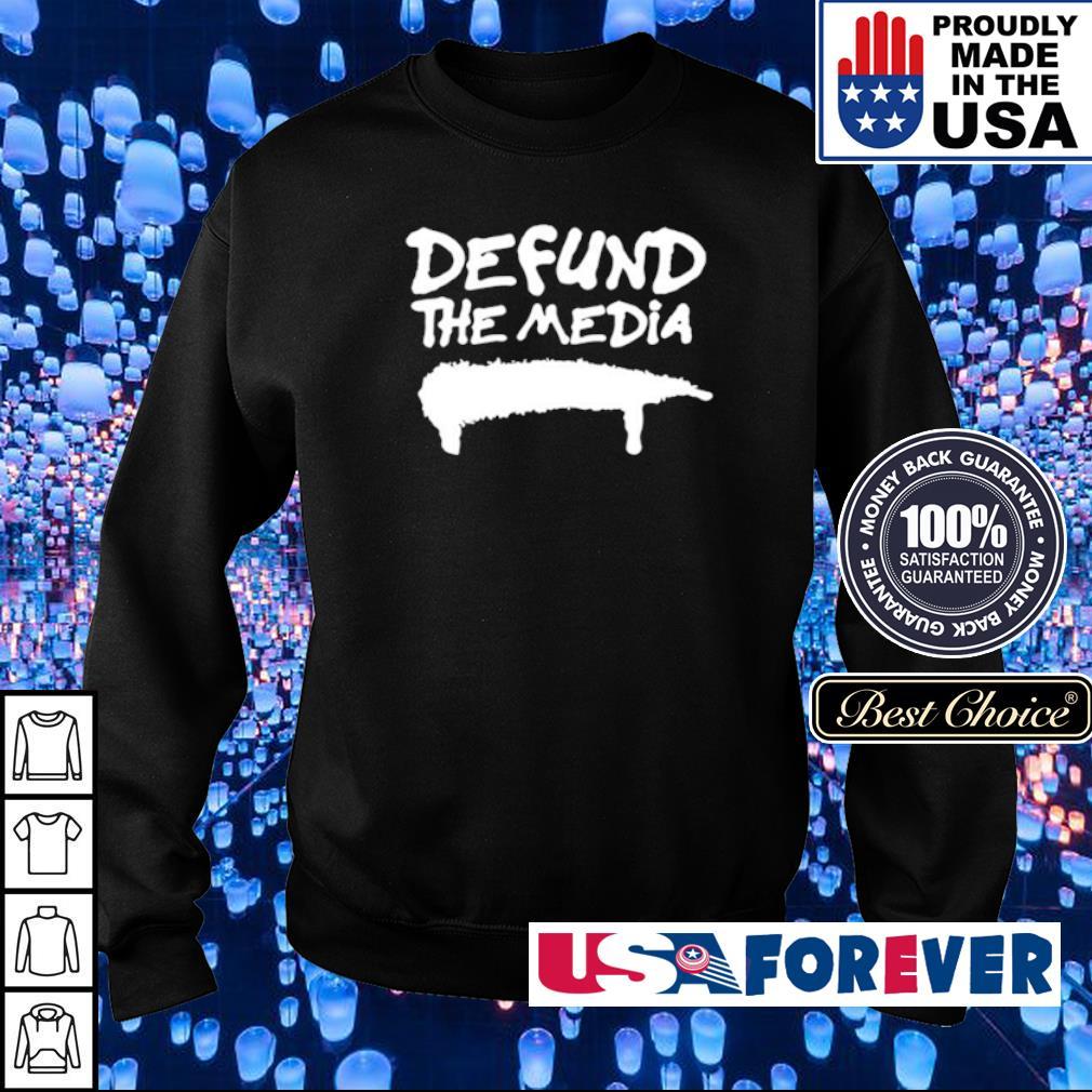 Desund The Media s sweater
