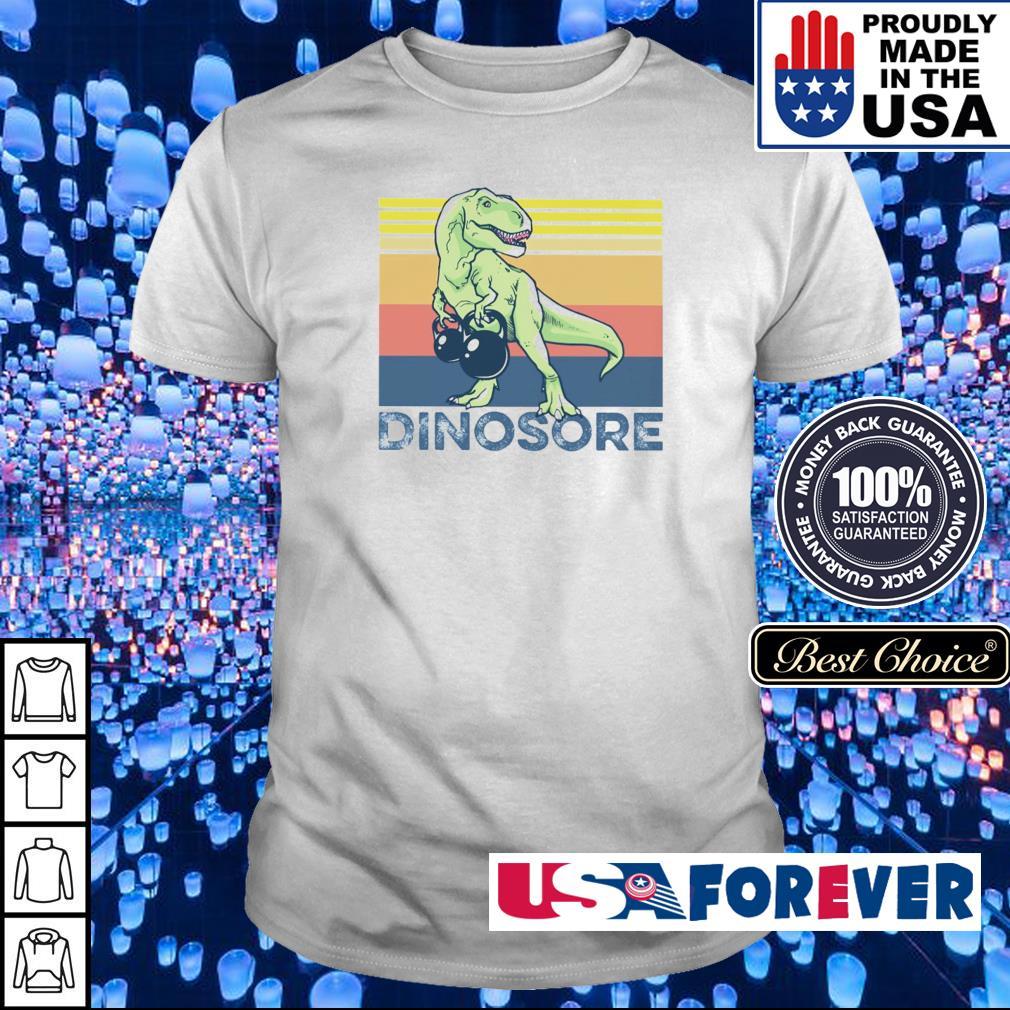 Dinosore vintage shirt