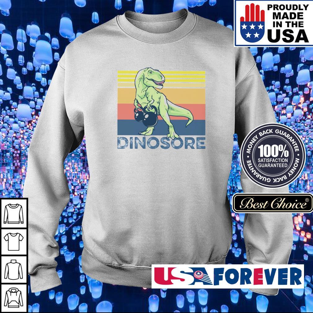 Dinosore vintage s sweater