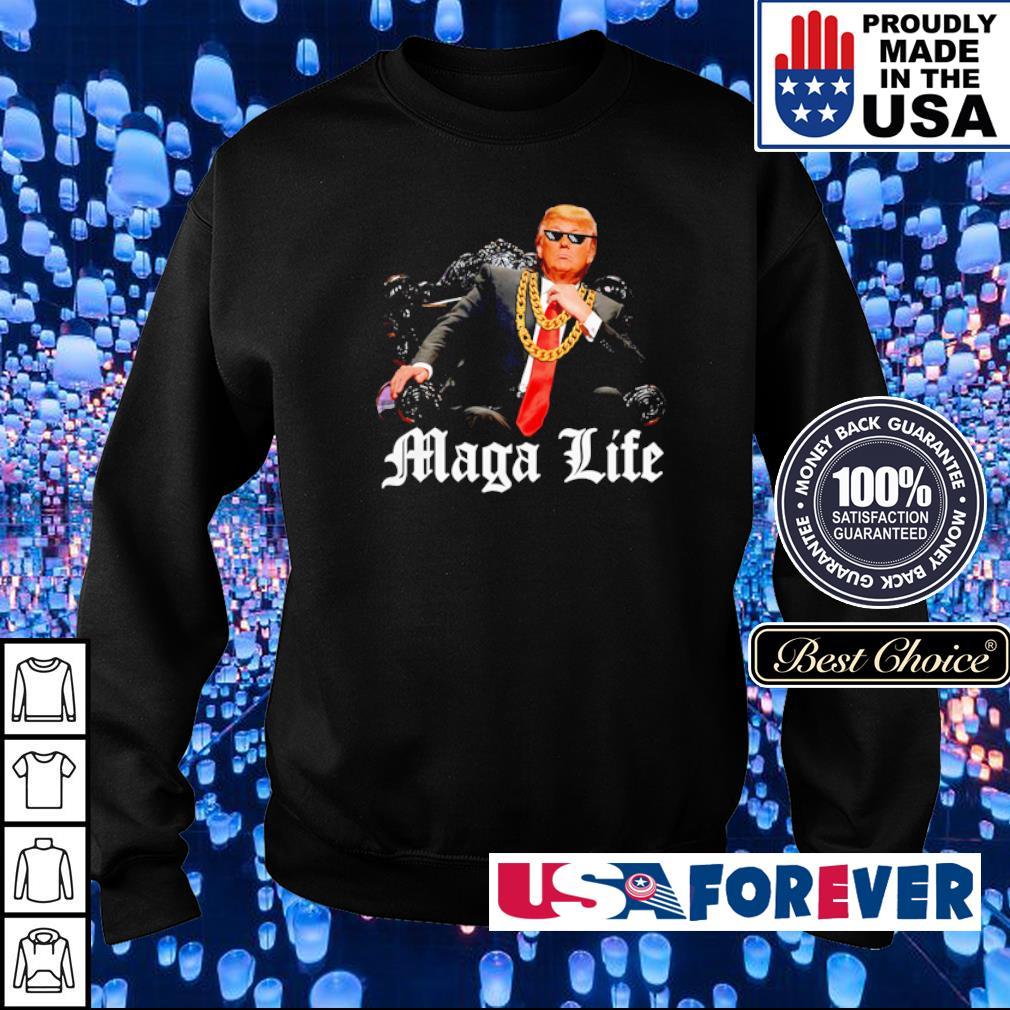 Donald Trump Maga Life s sweater
