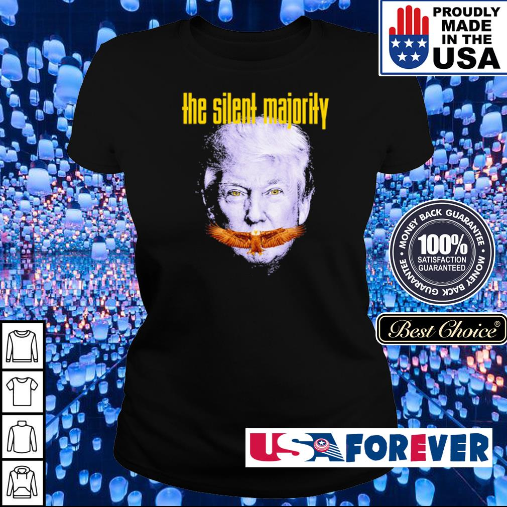 Donald Trump the silent majority s ladies