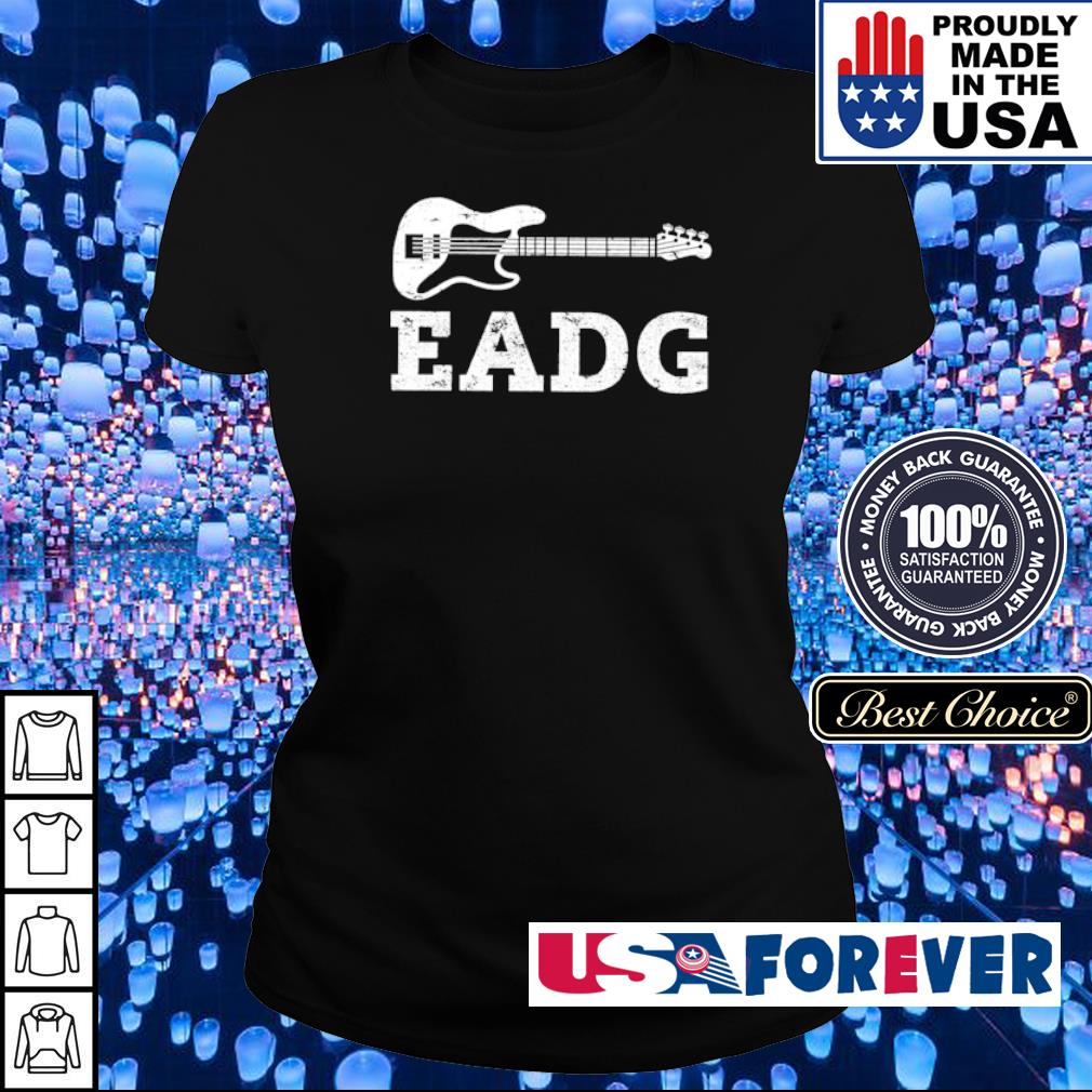 Electronic guitar EADG s ladies
