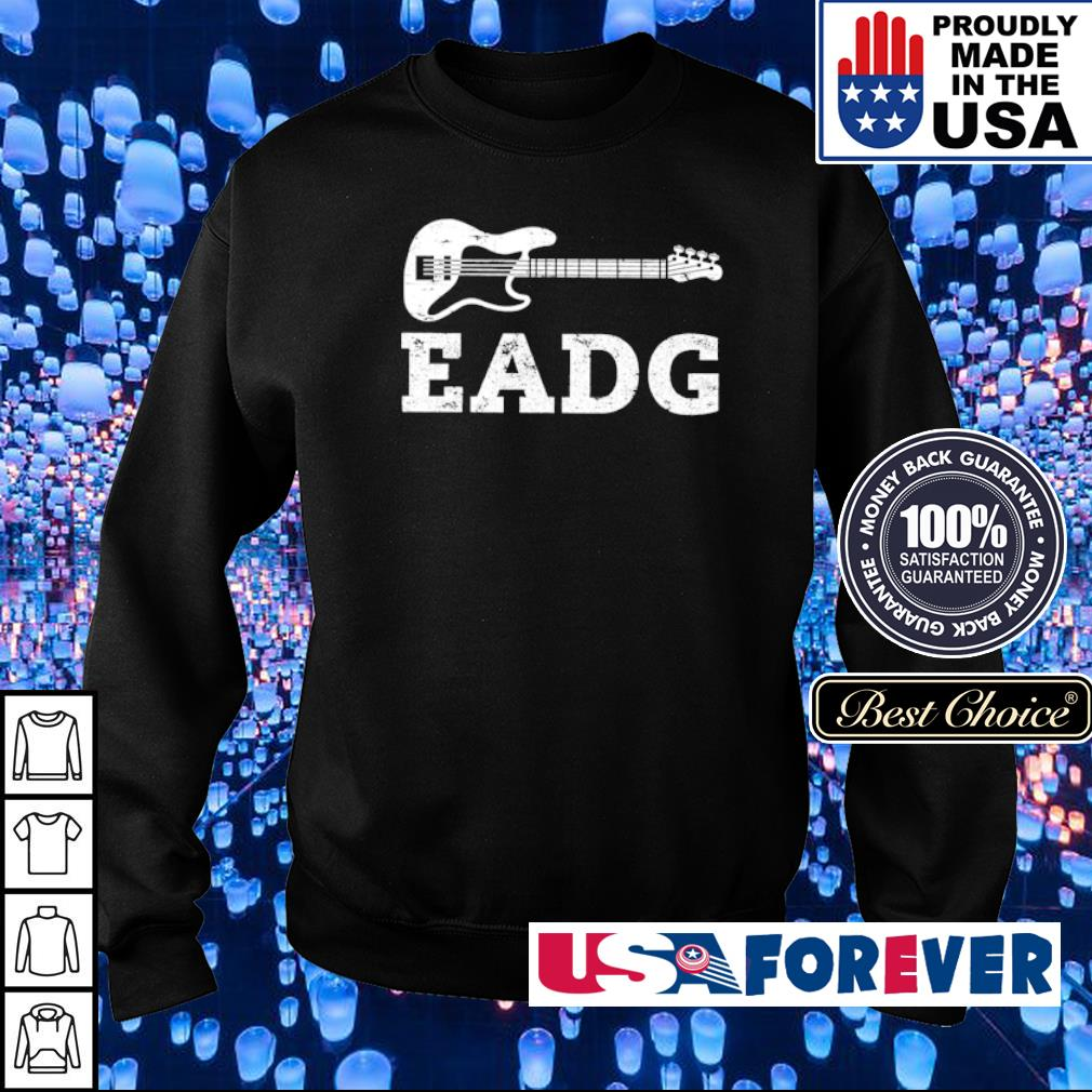 Electronic guitar EADG s sweater
