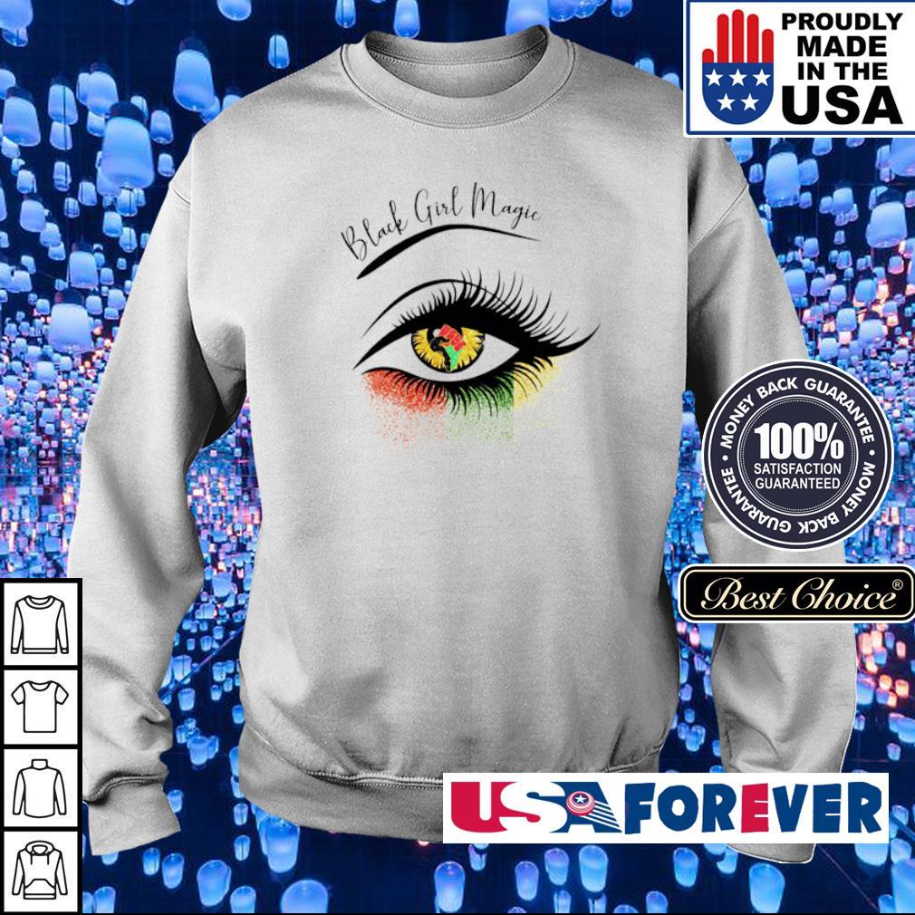 Eye black girl magic s sweater