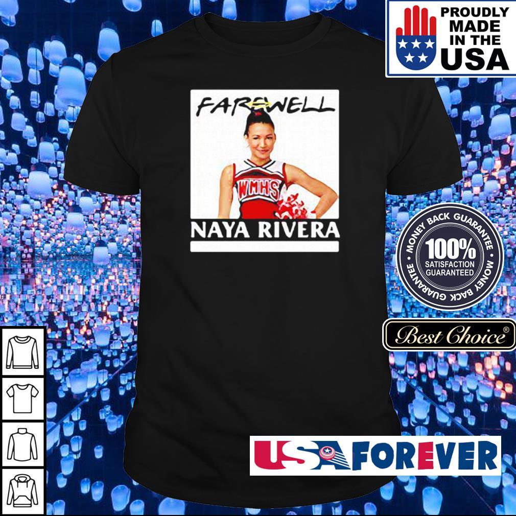 Farewell Naya Rivera RIP shirt