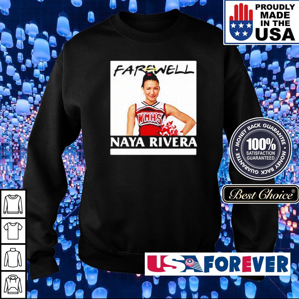 Farewell Naya Rivera RIP s sweater