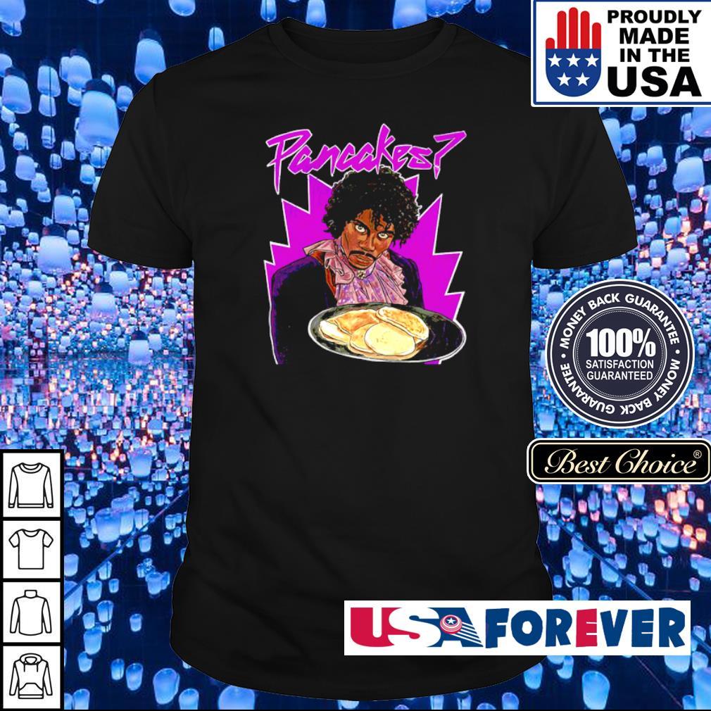 Fresh Prince pancakes shirt