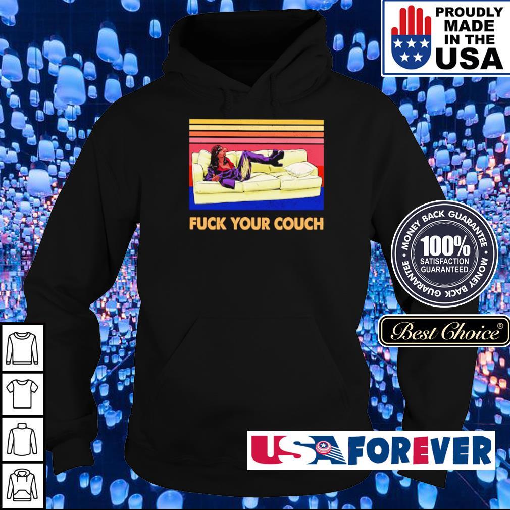 Fuck yoủ couch vintage shỉt hoodie