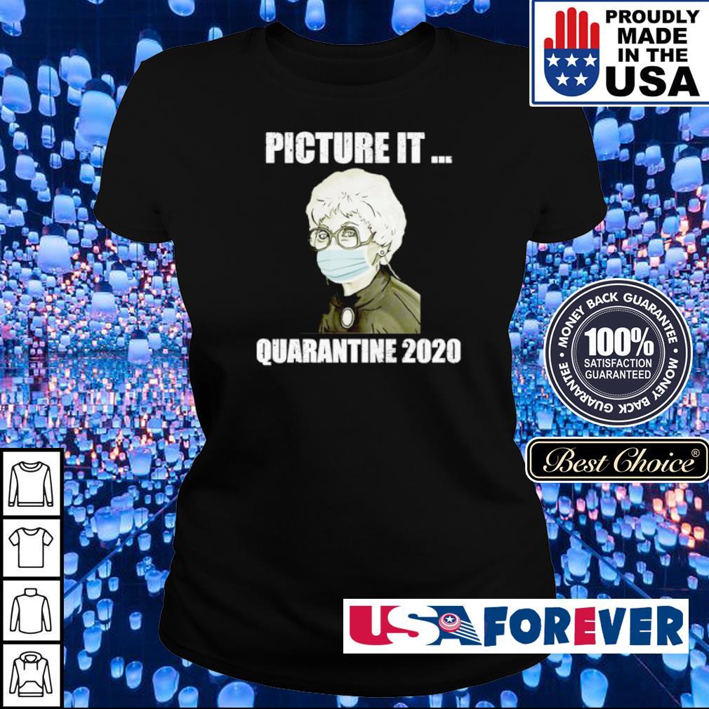Golden Girls picture it quarantine 2020 s ladies