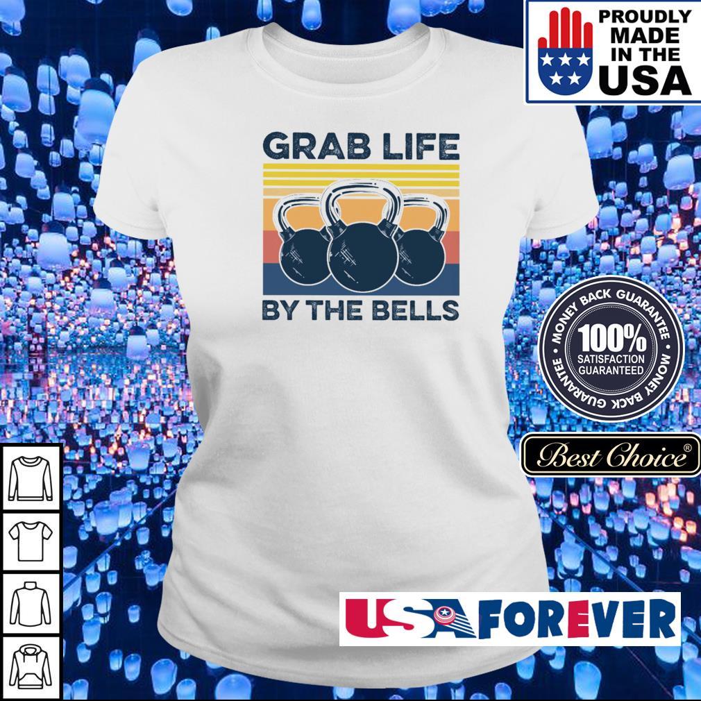 Grab life by the bells vintage s ladies